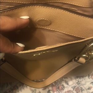 Coach Bags - NWOT Blush sparkly coach purse